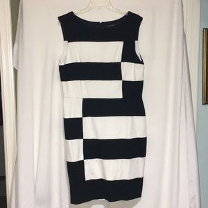 White House black market WHBM sheath dress 14